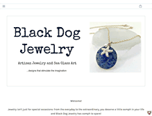 Tablet Preview of blackdogjewelry.net